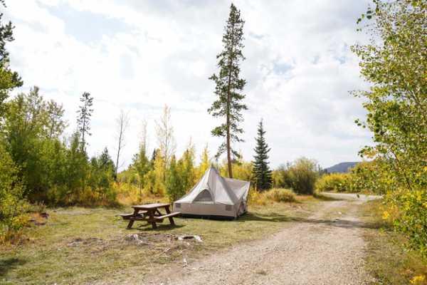Tent Site/No utilities
