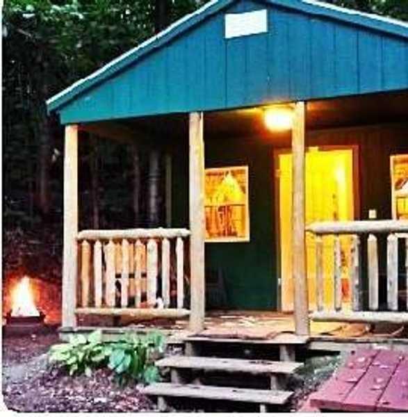Rustic Cabin 91 Pet Friendly