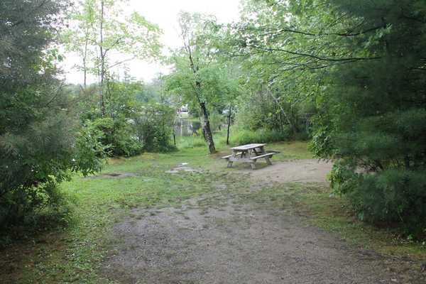 Waterfront Primitive Tent Site