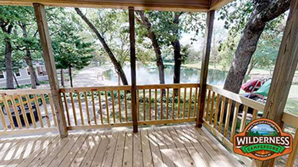 Bonnie Lake Overlook Cabin