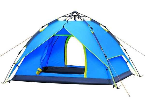 Tent Site - Rustic