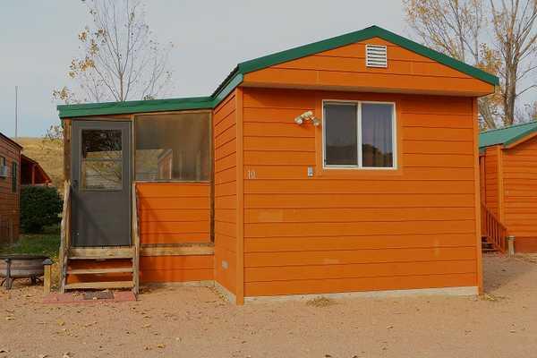 Turkey Cabin