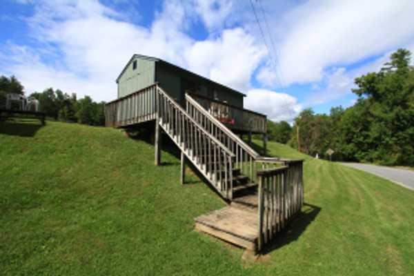 4 Person Camping Cabin