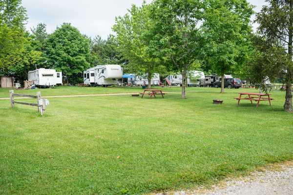 20 AMP W/E Tent Site