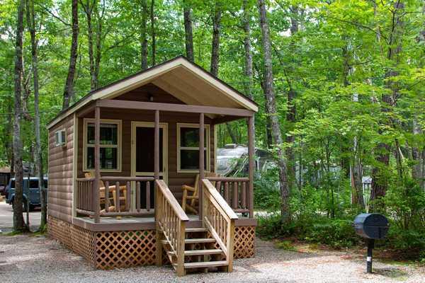 Camping Cabin (Small)
