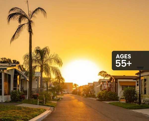 Rainbow Village of Largo RV Resort (Age Restricted 55+)