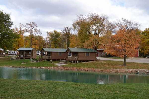 Wyandot Cabin No Water or Linens