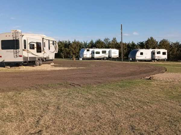 Extended Stay - OUR Campers