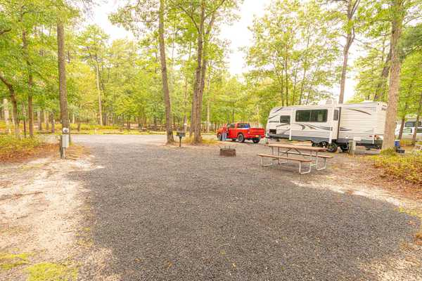 Water & Electric 50amp RV Site