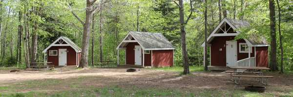 R - Ranger Smith Rustic Cabin # (ADA)
