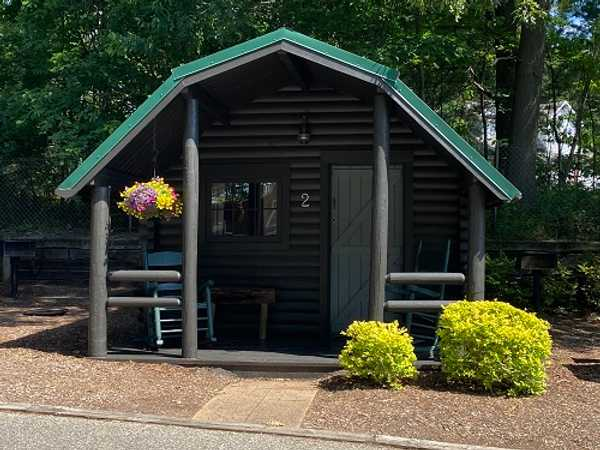 1 Room Rustic Cabin
