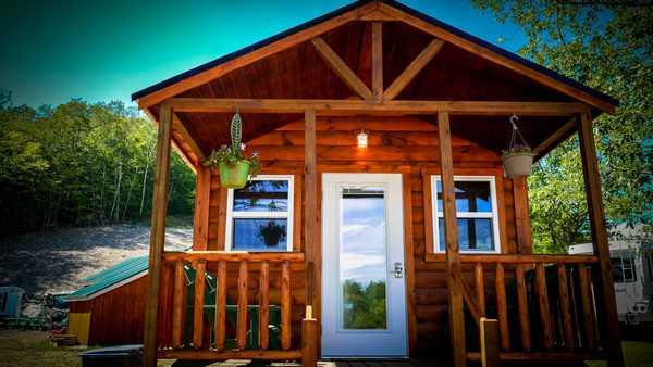 Nature's Wilderness Resort