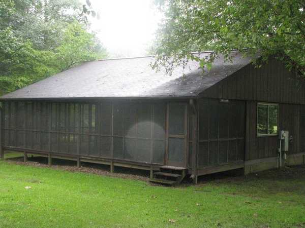 Camp WaBak Lucille Smith Cabin