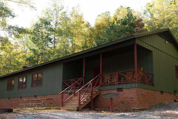 Sassafras Ridge Lodge