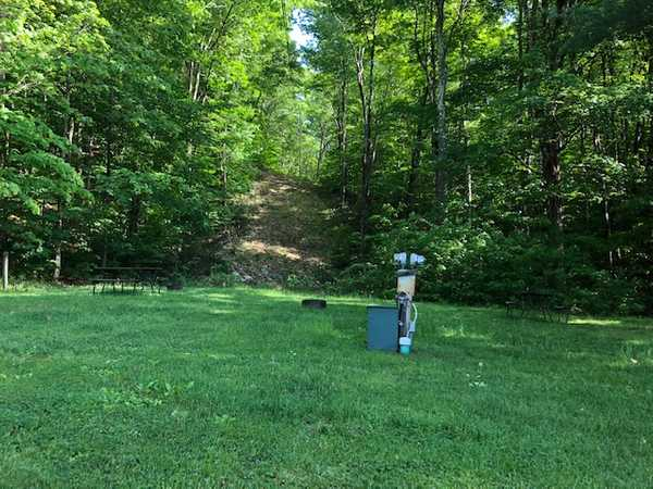 30 Amp RV Site Water electric only (Babbling Brook)