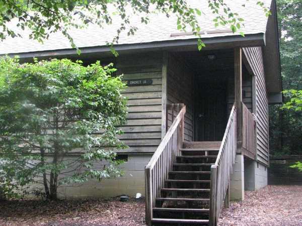 Camp WaBak Rambler Cabin