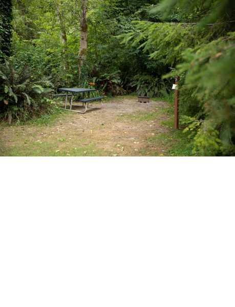 Alderwoods Standard Tent Site