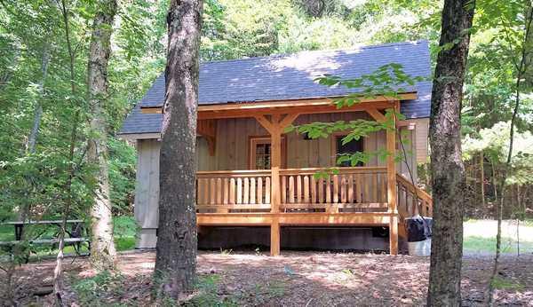 Cozy Cabin 1 (SpyRock)