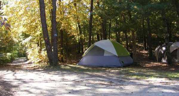 20/30 AMP W/E Tent Site