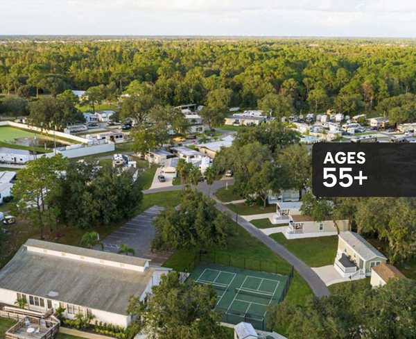 Kissimmee South RV Resort (Age Restricted 55+)