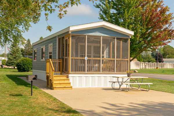 Deluxe Cottage 2 Bedrooms