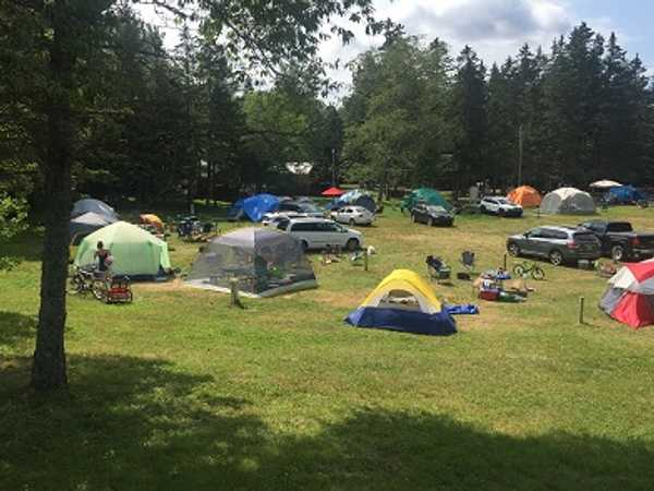 A - Cindy Bear Circle-Tent Site-Water/Electric 15 Amp #