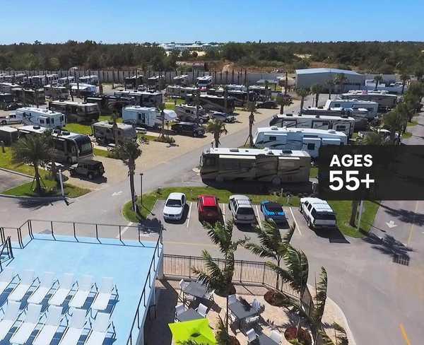 Ocean Breeze RV Resort (Age Restricted 55+)