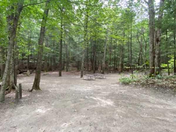 Brookfront Tent - Double Site