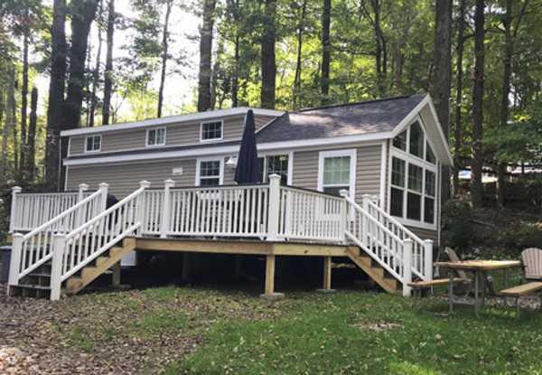 1 Bedroom, 1 Loft Morning Glory Cottage