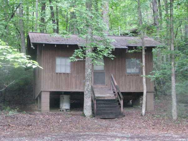 Camp WaBak Handyman Cabin