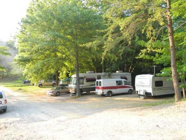 W+E Lakefront Tent/Pop Up Site