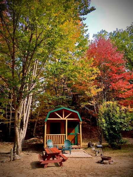 Lofted Cabin  75, 79, 81 Pet Friendly