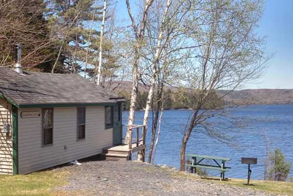 Salmon Pond Lodge