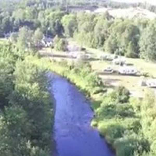 Rustic River Tent Site