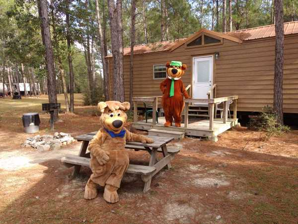 Yogi Bear's Jellystone Park™ Camp-Resort: Alabama Gulf Coast