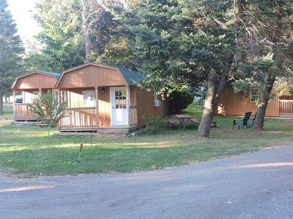 Glamp Cabin