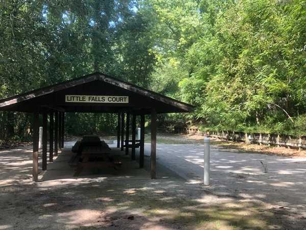 Small Group Pavilion RV Site