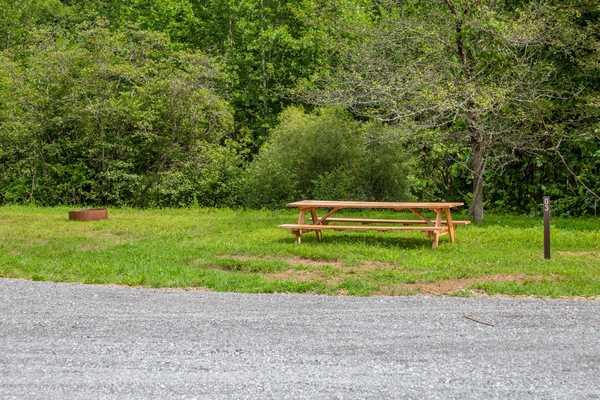 Riverfront Gravel & Grass RV Site