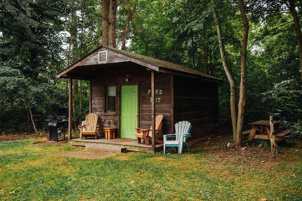 Rustic Cabin Rental with 1/2 Bath