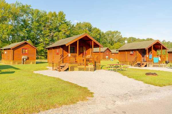 Barebones Cabin