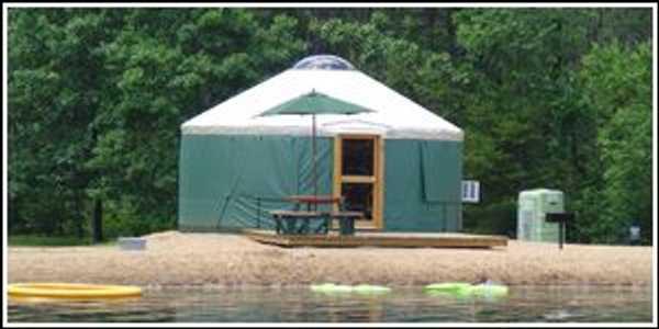 20' Yurts