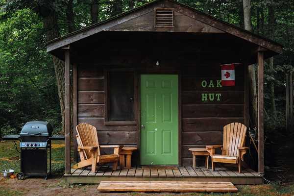Rustic Cabin Rental