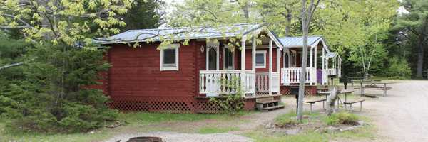Y - Yogi Bear Deluxe Cabin #