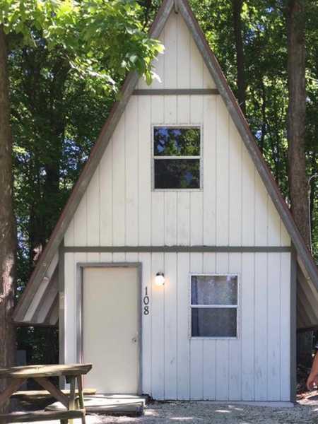 Cabin - A Frame (Sleeps 4 max)