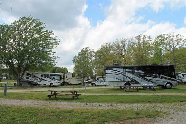 Oh Kentucky Campground