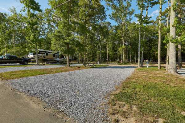 Standard Water & Electric RV Site
