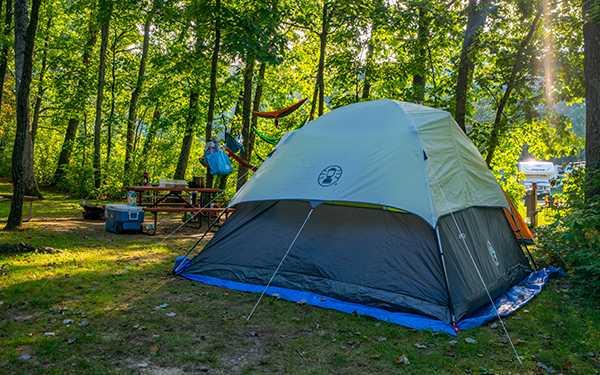 20/30 Amp W/E (Tent Site)
