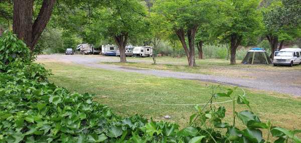 50 AMP RV/Tent Site