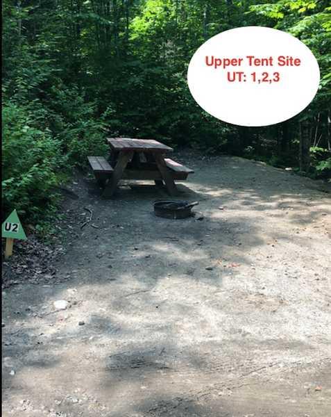 Upper Tent