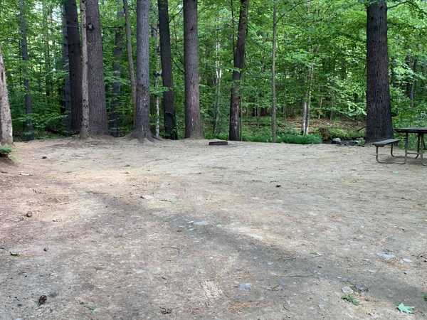 W/E Popup/Tent Site